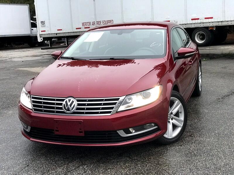 2015 Volkswagen CC 2.0T Sport Plus