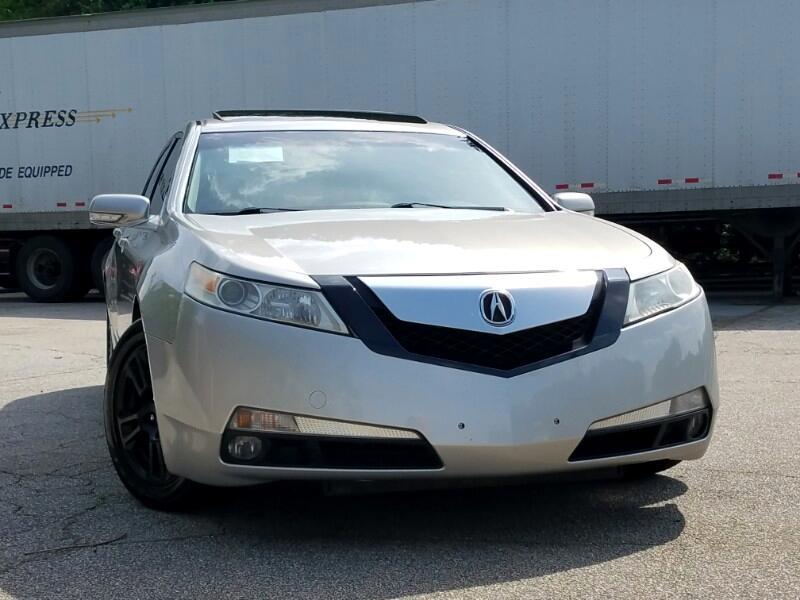 2011 Acura TL 5-Speed AT