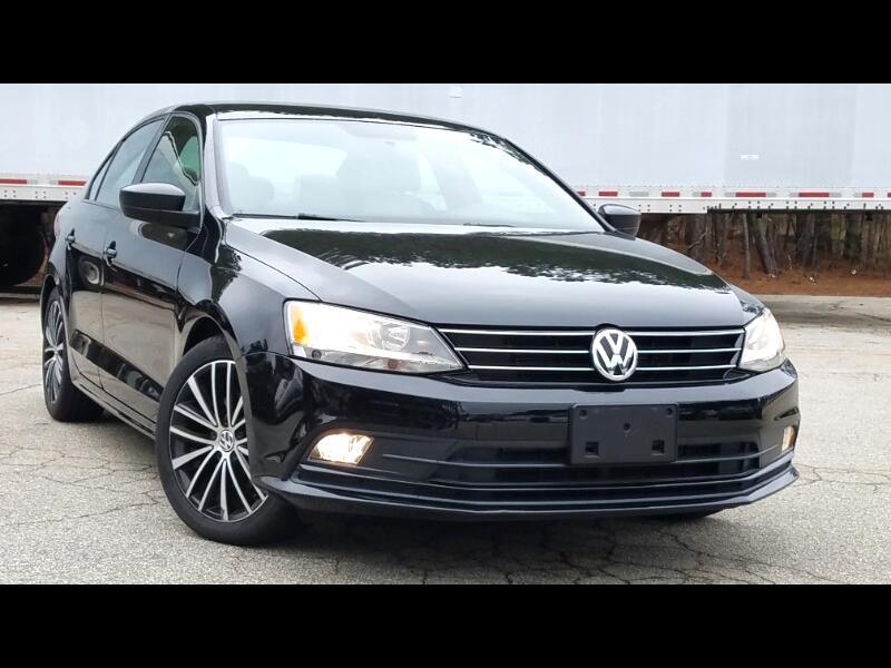 2016 Volkswagen Jetta 1.8T SE Sport Auto
