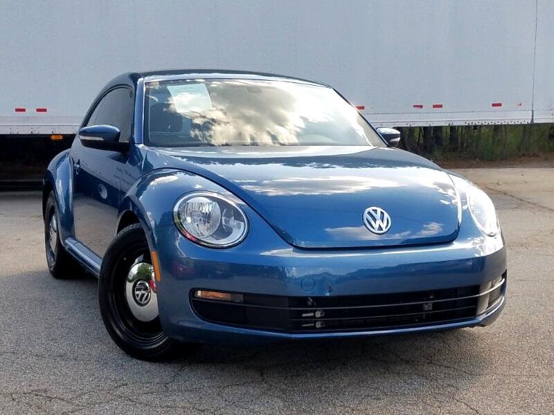 2016 Volkswagen Beetle 1.8T SE 6A