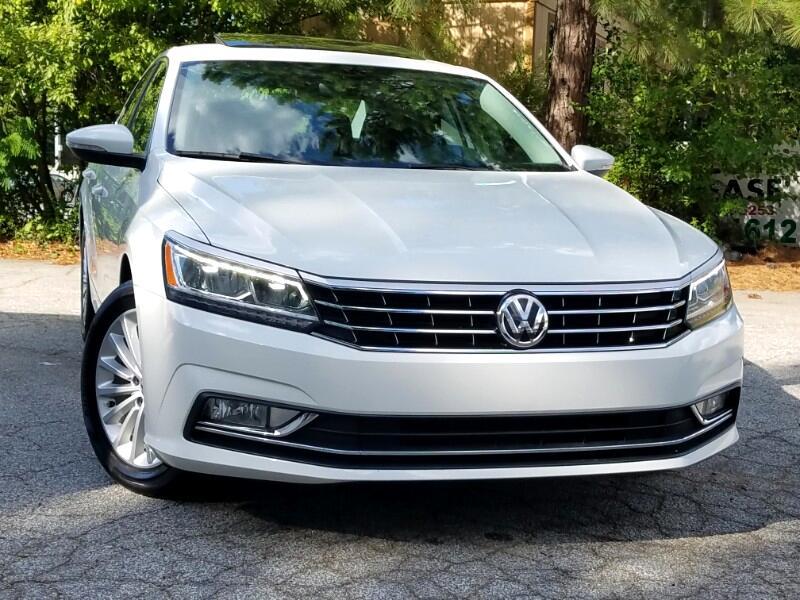 2016 Volkswagen Passat SE PZEV 6A w/ Sunroof & Nav