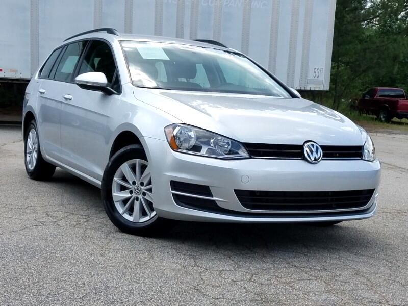 2016 Volkswagen Golf SportWagen 1.8T S Auto