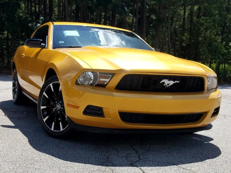 2011 Ford Mustang Premium Coupe