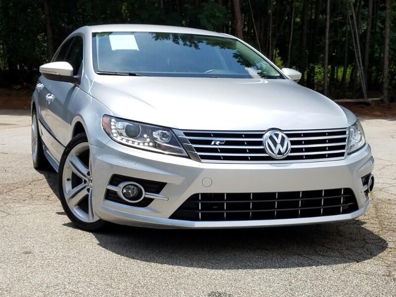 2014 Volkswagen CC 4dr Sdn DSG R-Line