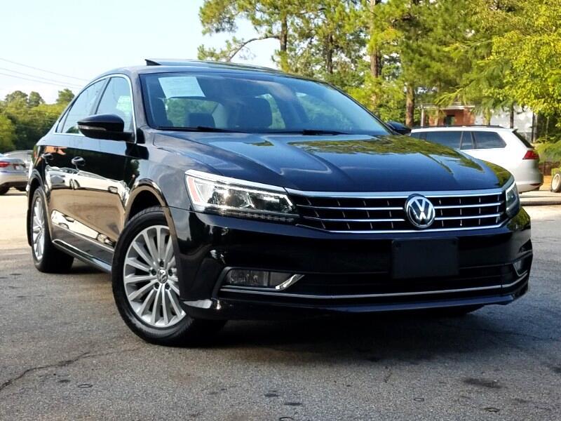 2016 Volkswagen Passat 1.8T SE w/Technology Auto