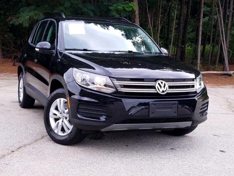 2017 Volkswagen Tiguan S