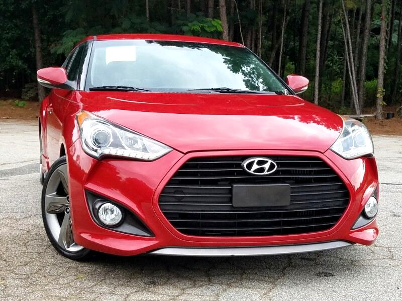 Used 2013 Hyundai Veloster Turbo Ultimate 6m For Sale In