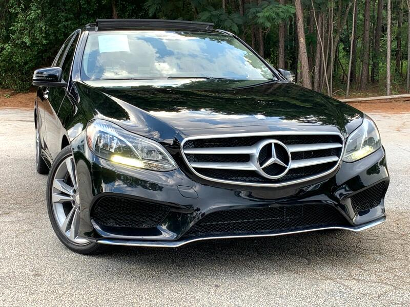 2014 Mercedes-Benz E-Class E350 Sport Sedan