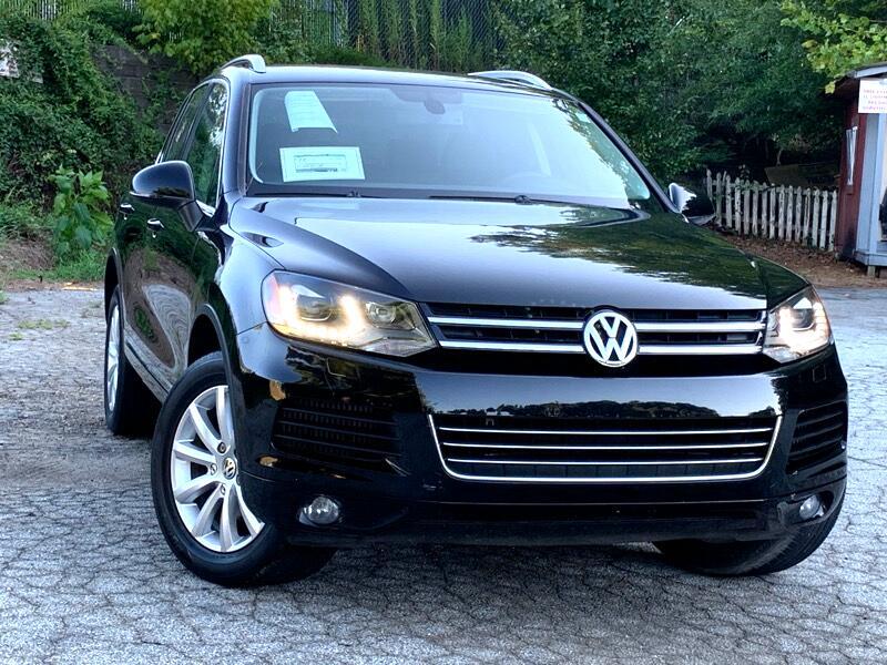 2012 Volkswagen Touareg 4dr TDI Sport *Ltd Avail*
