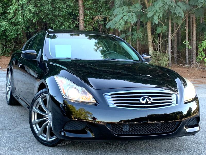 2009 Infiniti G37 Coupe 2dr Sport RWD