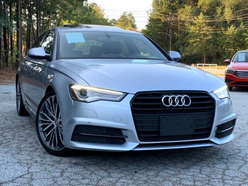 2016 Audi A6 2.0 TFSI Premium Plus FWD