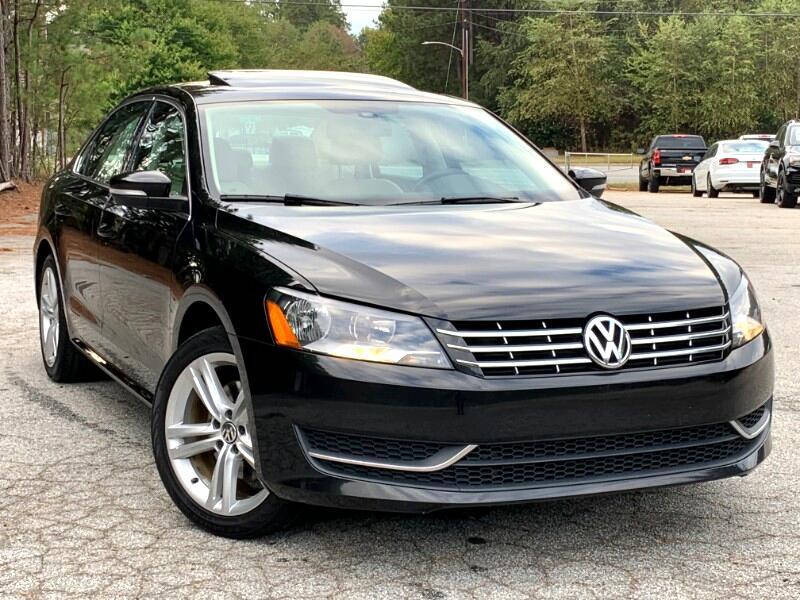 2014 Volkswagen Passat 2.0L TDI SE AT