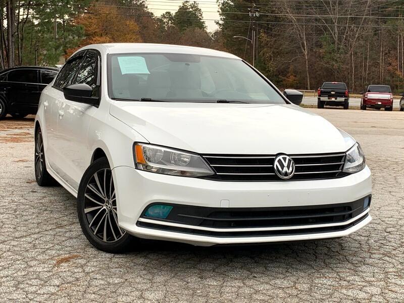 Volkswagen Jetta 1.8T Sport Auto 2016