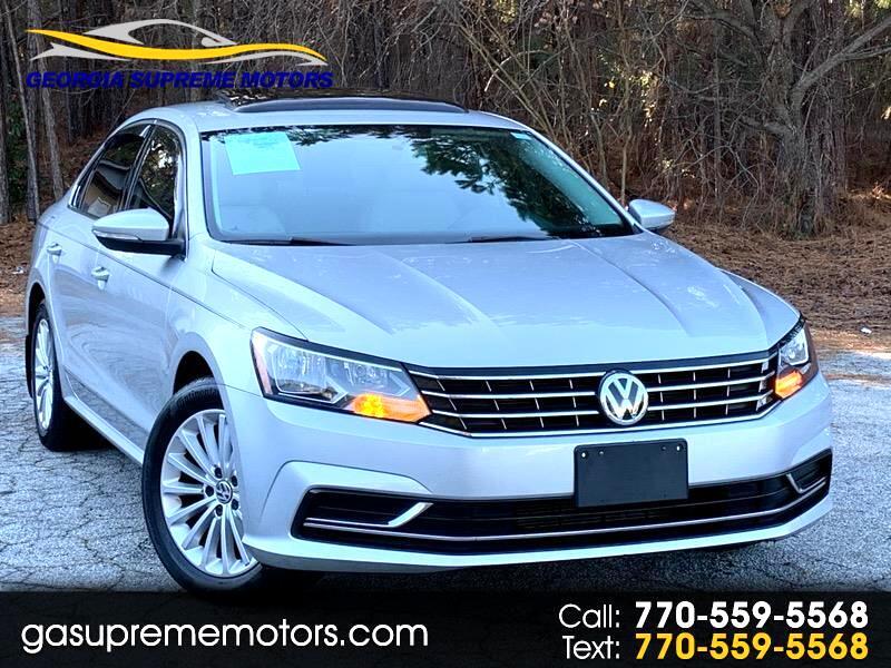 Volkswagen Passat SE 6A 2016