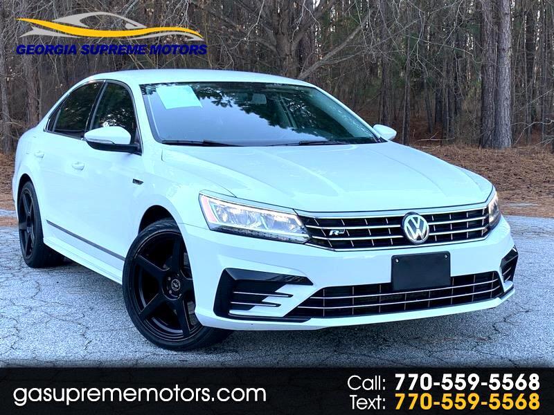 Volkswagen Passat R-Line 2017