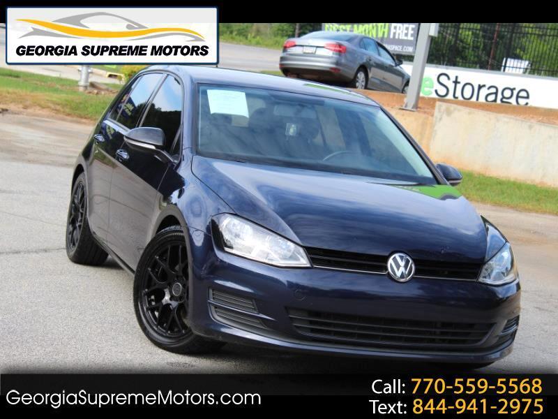 Volkswagen Golf TSI S 6A 2017
