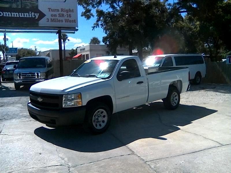 2007 Chevrolet Silverado 1500 LT1 2WD