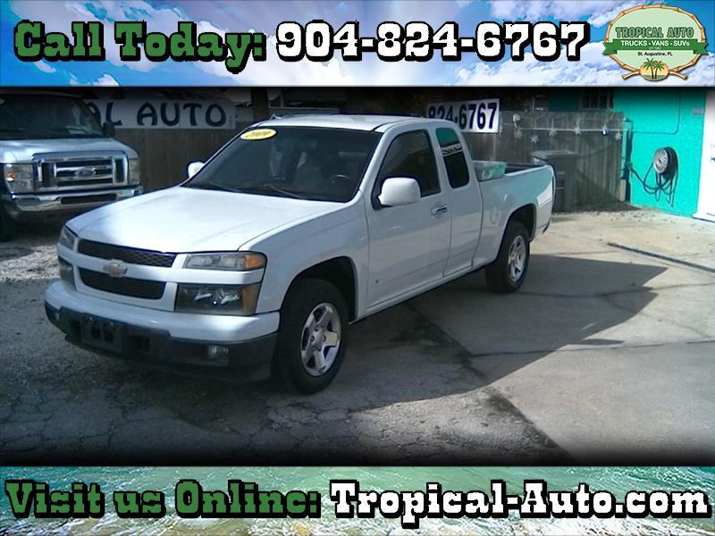 2009 Chevrolet Colorado 2WD Ext Cab 125.9