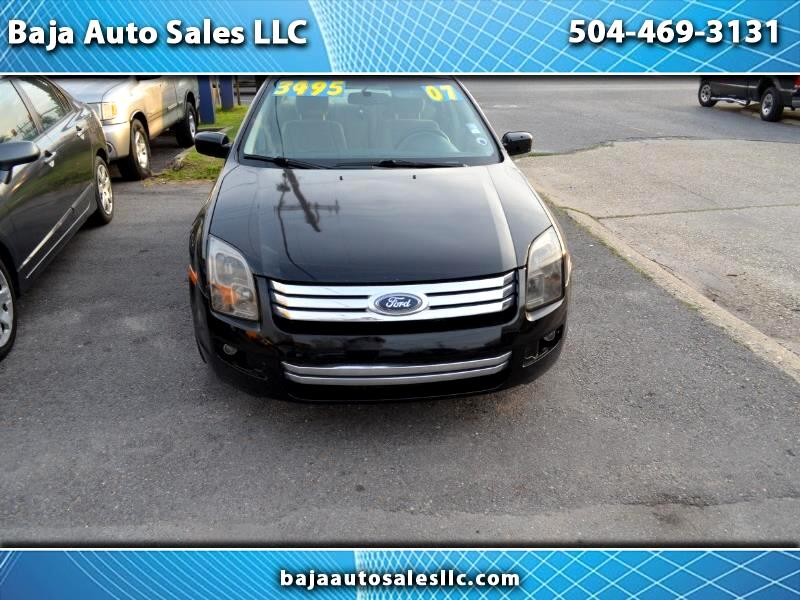 Ford Fusion V6 SEL AWD 2007
