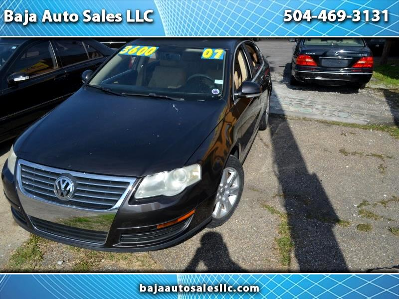 Volkswagen Passat 2.0T Wolfsburg Edition 2007