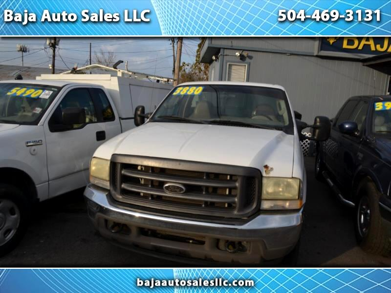 Ford F-250 SD XL 2WD 2004