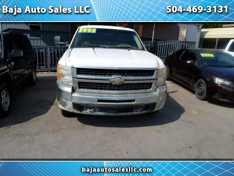Chevrolet Silverado 2500HD LT1 Long Box 2WD 2008
