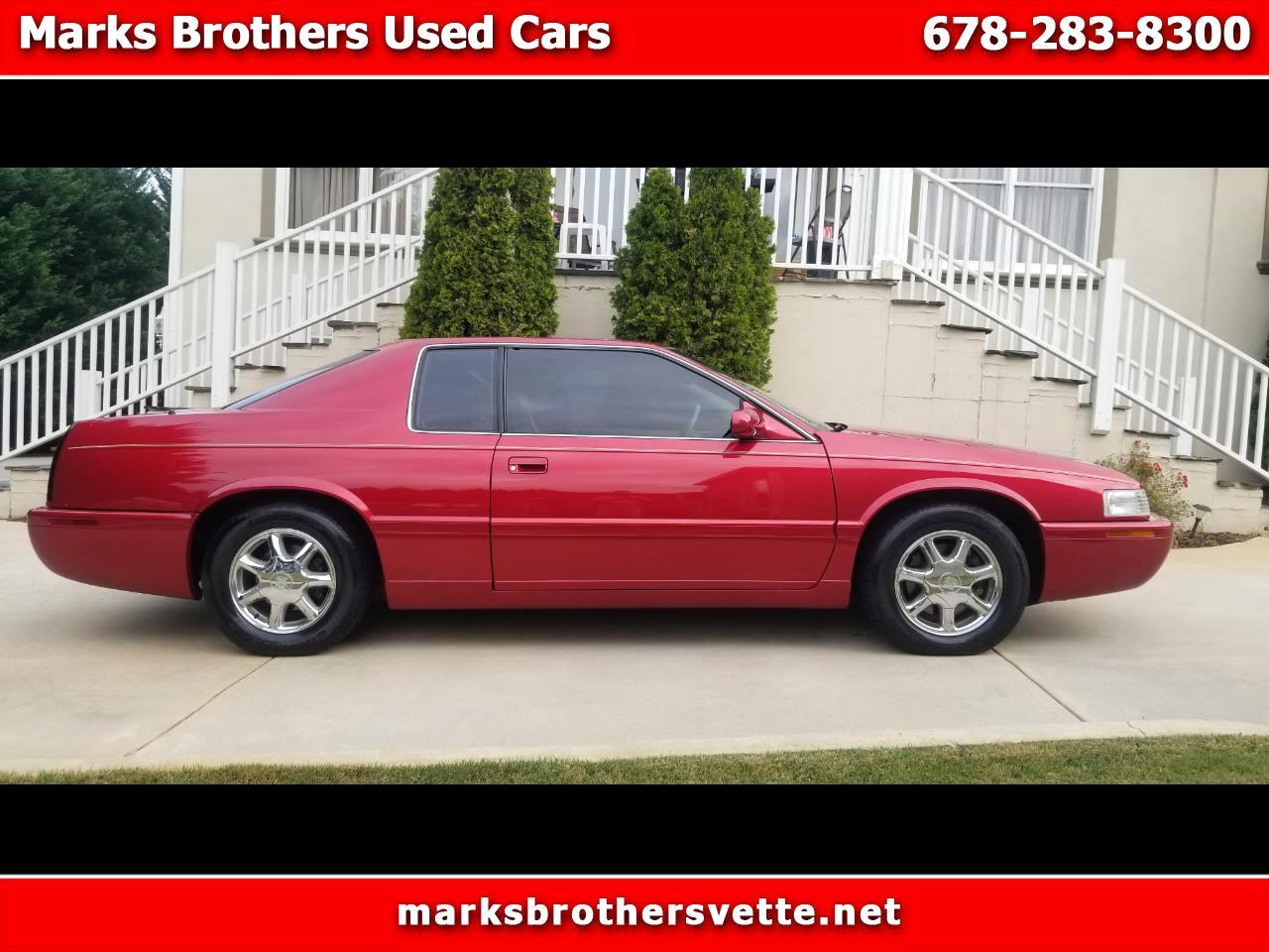 Cadillac Eldorado Touring Coupe 1999