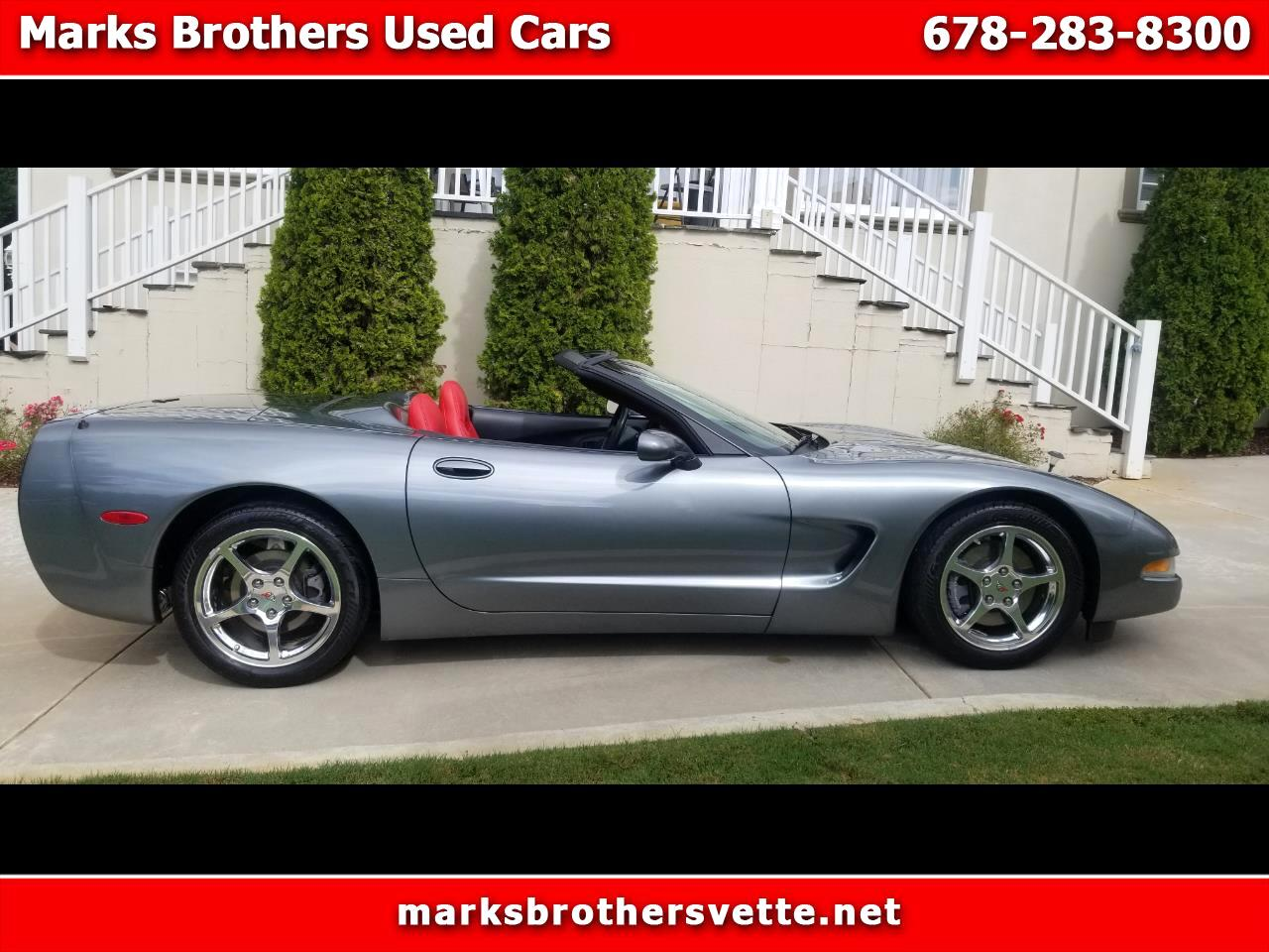 Chevrolet Corvette Convertible 2004