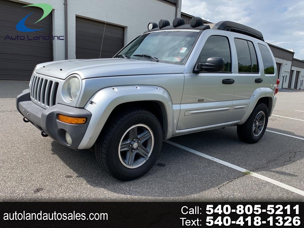 Jeep Liberty Renegade 2WD 2003