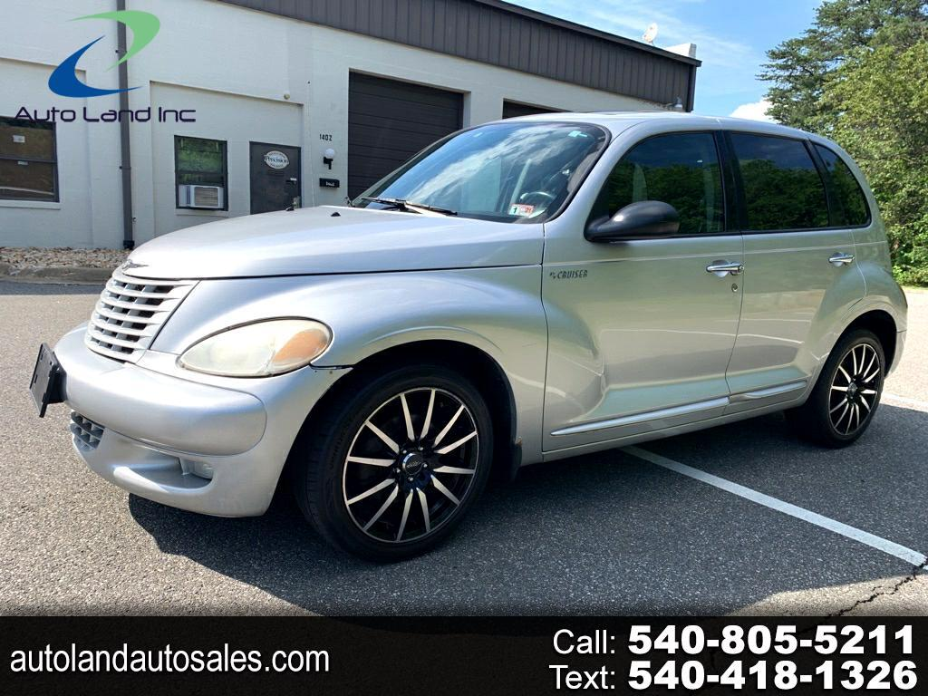 Chrysler PT Cruiser GT 2003
