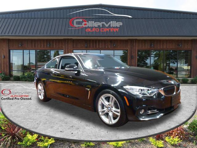 2014 BMW 4-Series 435i xDrive