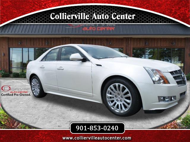 2011 Cadillac CTS Sedan 4dr Sdn 3.6L Performance RWD