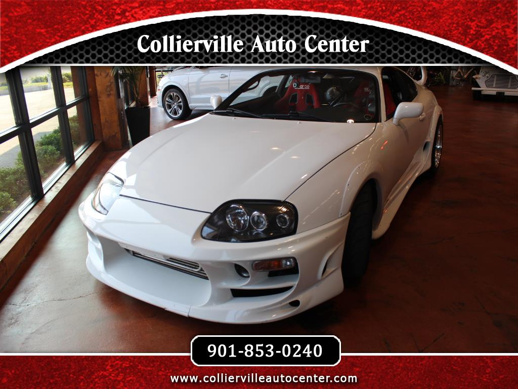 1997 Toyota Supra 3dr LB 15th Anniv Turbo Auto