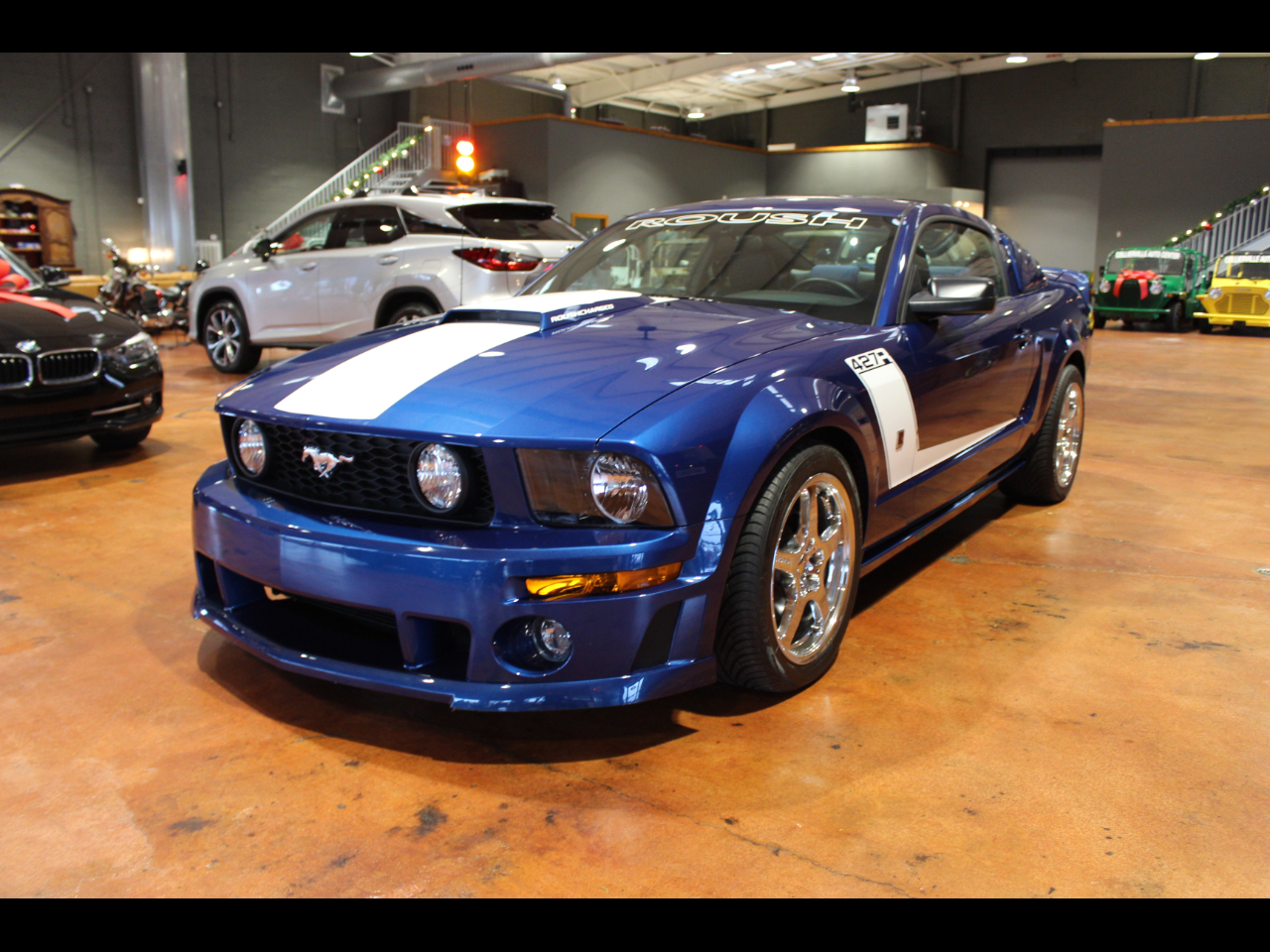 2008 Ford Mustang 2DR Coupe GT Roush 427R