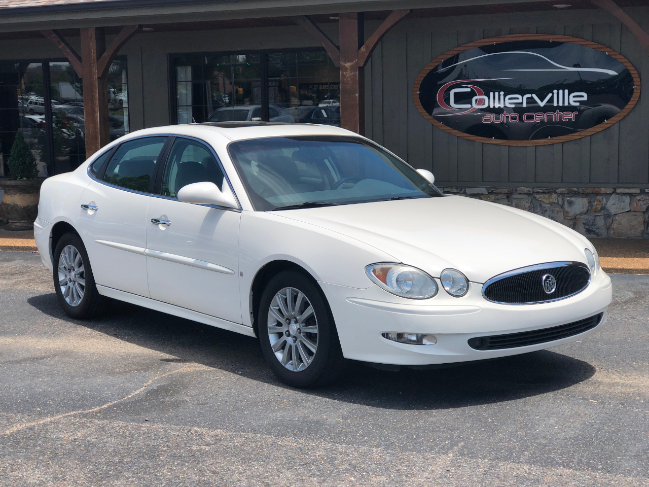 2007 Buick LaCrosse 4dr Sdn CXS