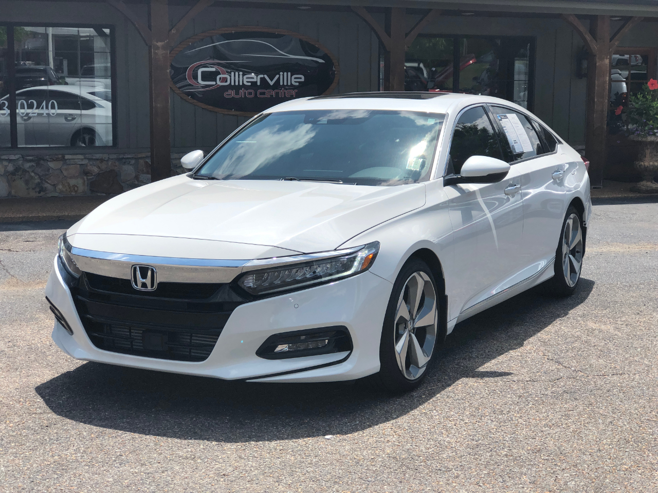 2018 Honda Accord Sedan Touring 2.0T Auto