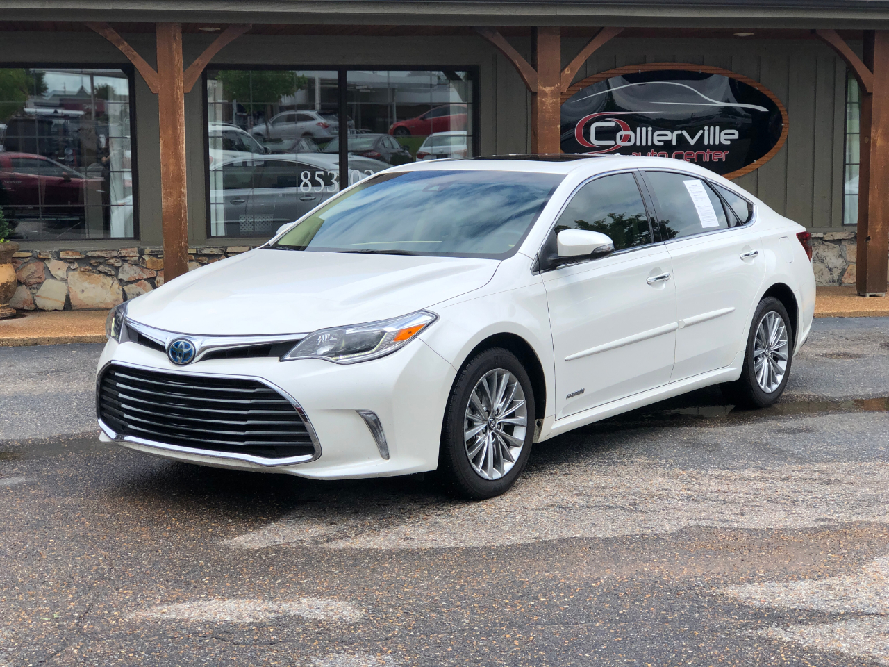 2018 Toyota Avalon Hybrid Limited (Natl)