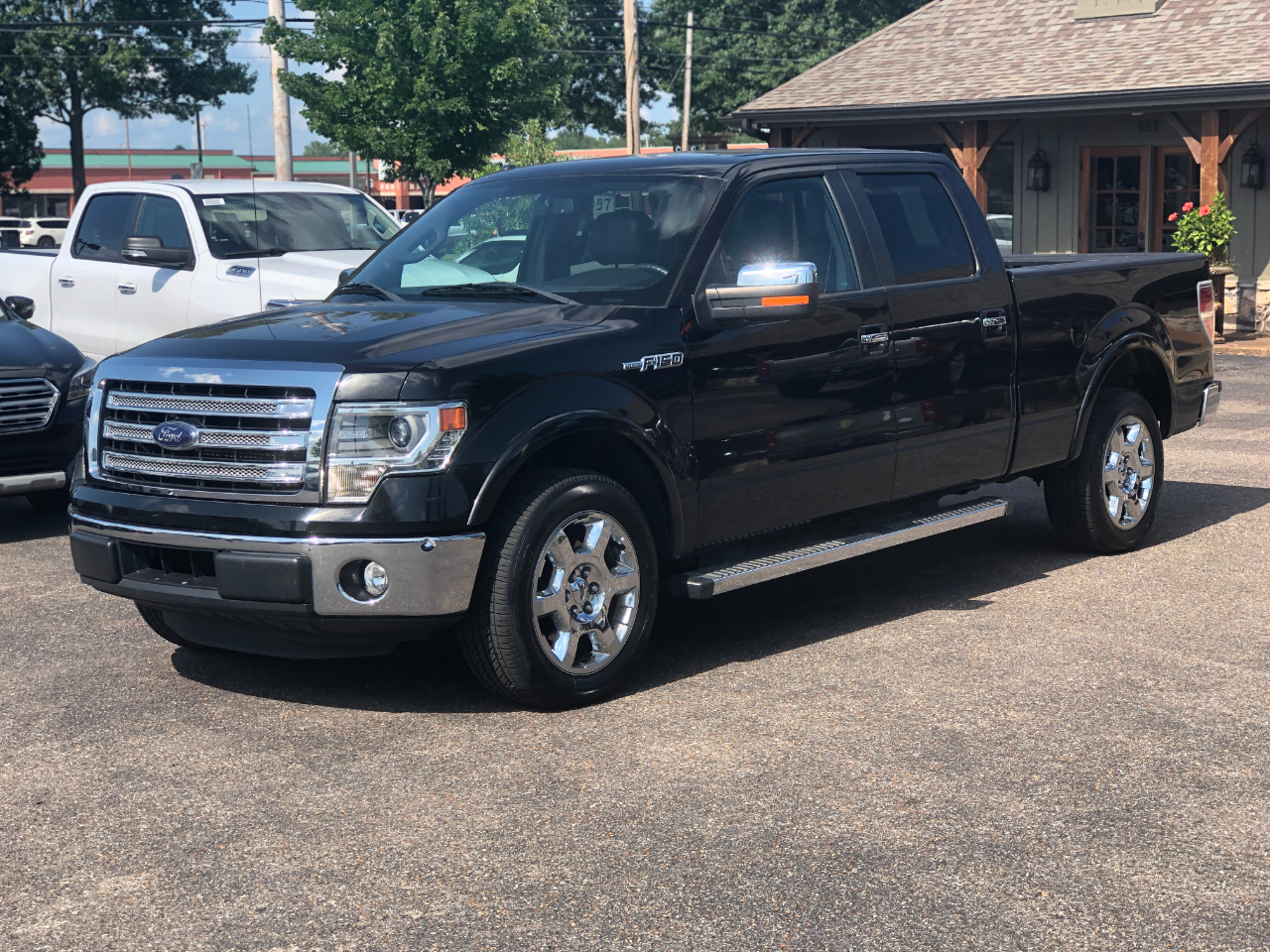 2014 Ford F-150 2WD SuperCrew Lariat