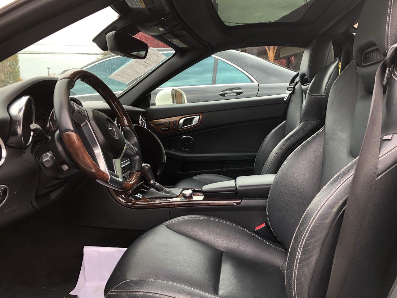 2012 Mercedes-Benz SLK-Class 2dr Roadster SLK 350