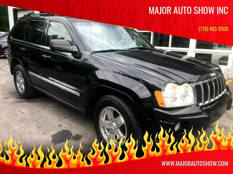 Jeep Grand Cherokee Limited 4WD 2006