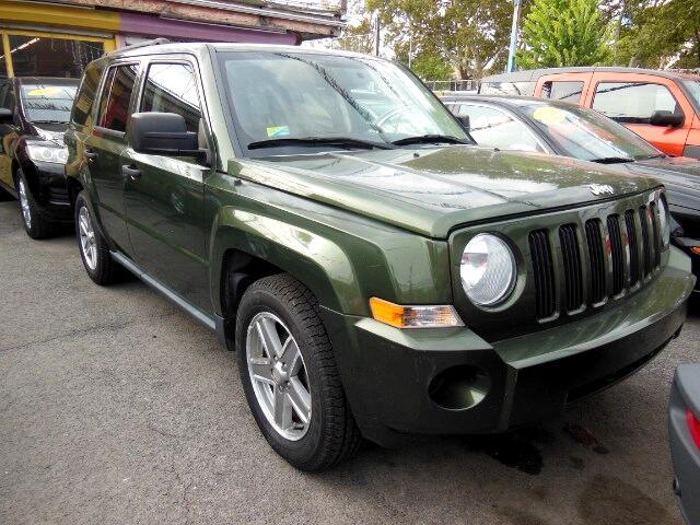 2007 Jeep Patriot Sport 4WD
