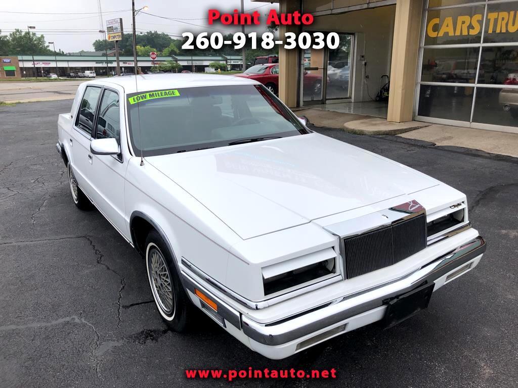 1989 Chrysler New Yorker Base