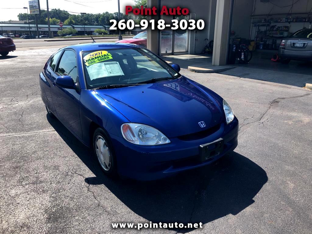 2001 Honda Insight Hatchback