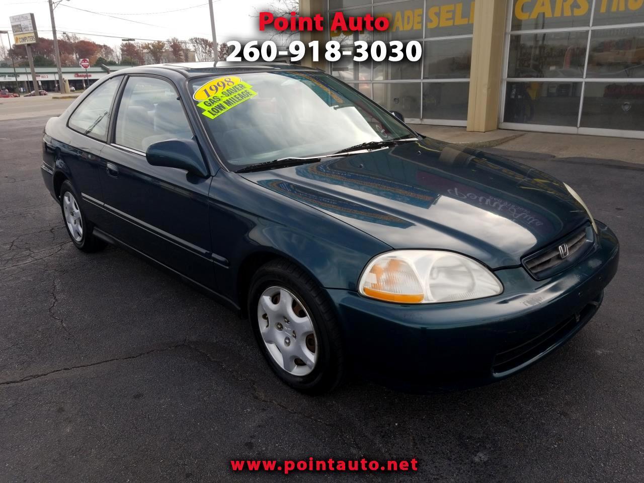 1998 Honda Civic EX coupe