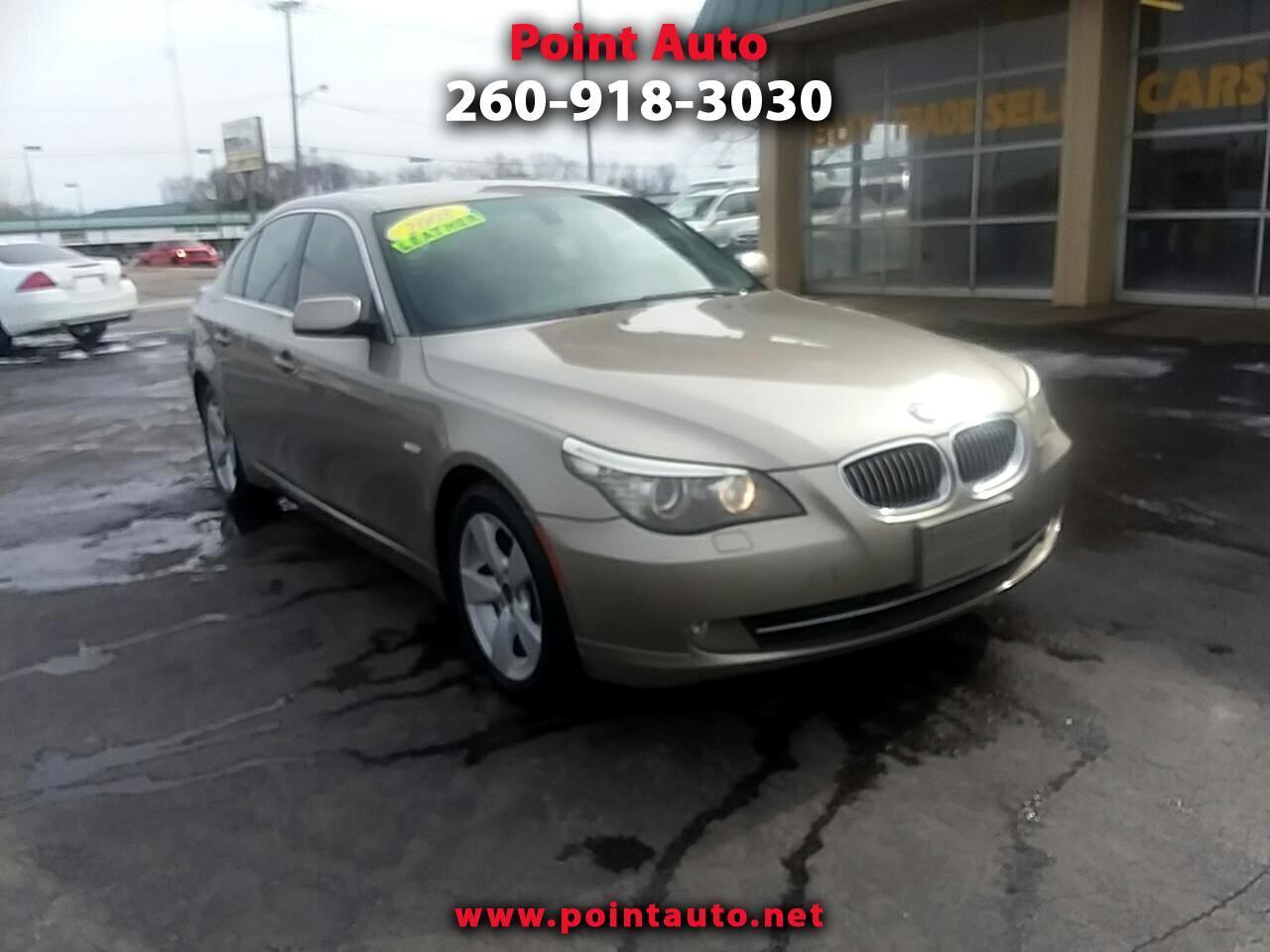 2008 BMW 5-Series 528xi