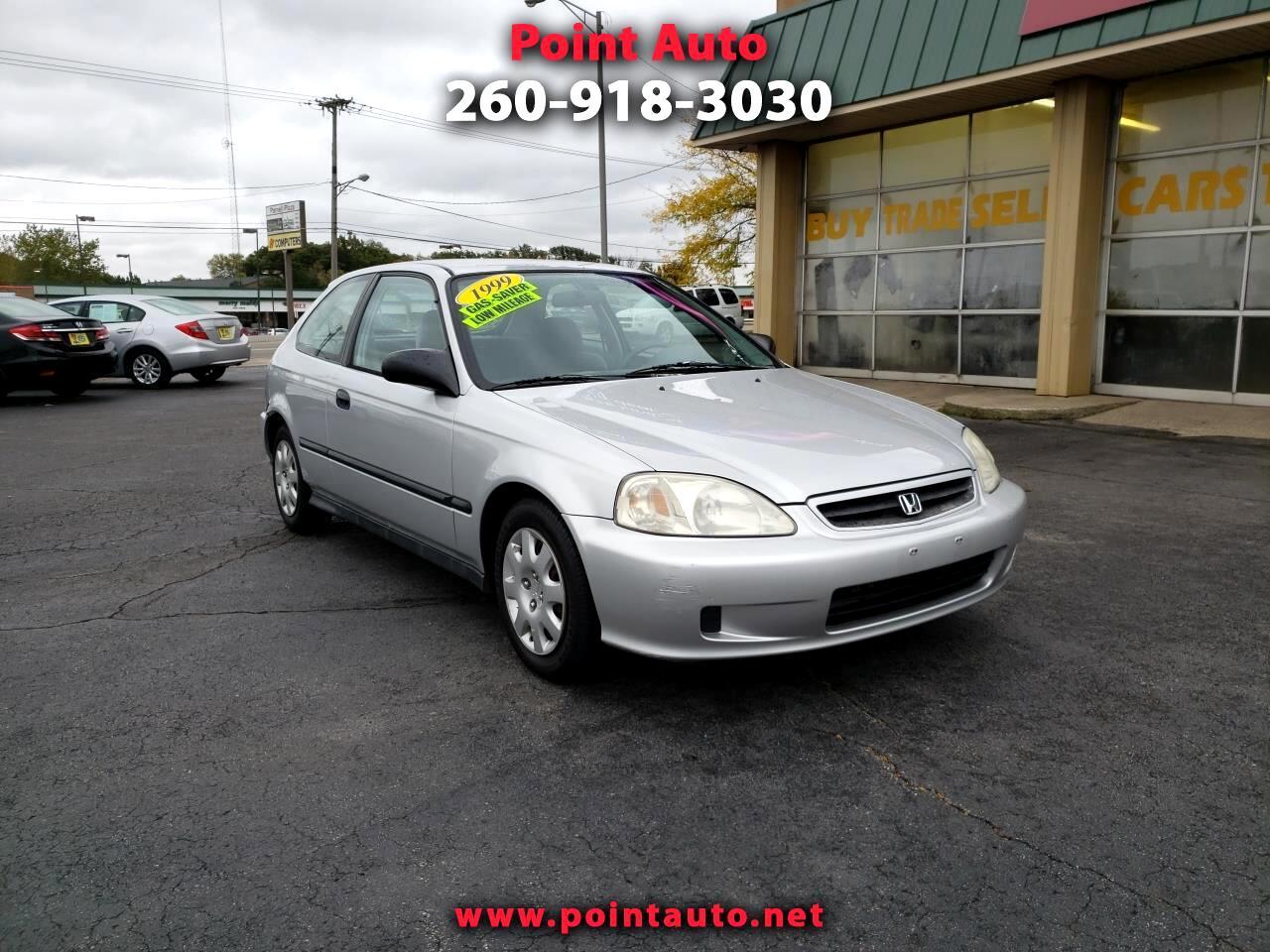 1999 Honda Civic DX hatchback
