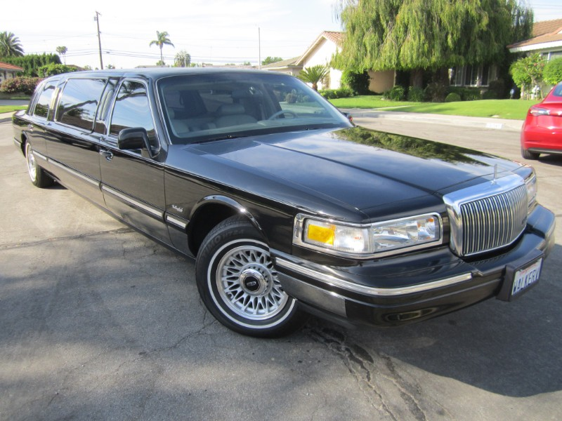 Lincoln Town Car Executive 1995
