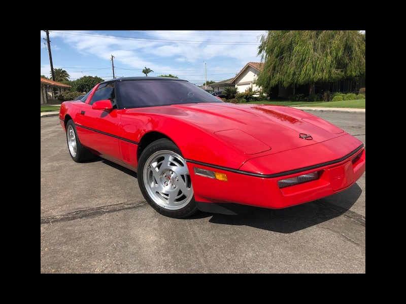 1990 Chevrolet Corvette Coupe ZR1