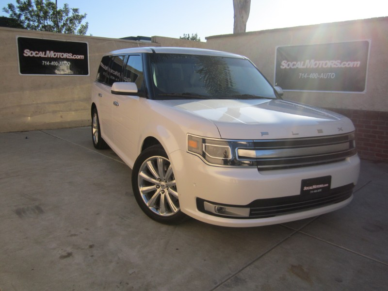 Ford Flex Limited AWD w/EcoBoost 2016