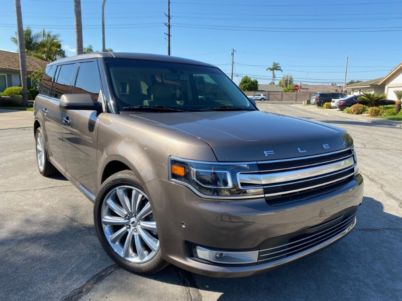 Ford Flex Limited AWD w/EcoBoost 2019
